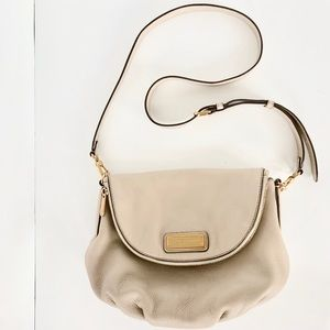 Marc Jacobs Natasha Q crossbody leather purse
